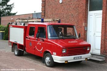 Véhicule de première intervention, Sapeurs-pompiers, Nord (59)