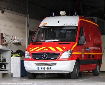 <h2>Véhicule de secours et d'assistance aux victimes - Le Boulou - Pyrénées-Orientales (66)</h2>