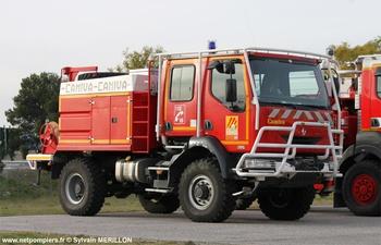 <h2>Camion-citerne pour feux de forêts - Le Boulou - Pyrénées-Orientales (66)</h2>
