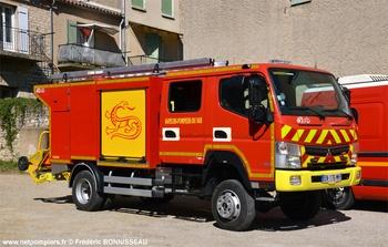 <h2>Camion-citerne rural léger - Ginasservis - Var (83)</h2>
