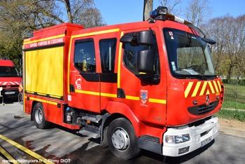 Fourgon-pompe tonne léger, Sapeurs-pompiers, Essonne (91)