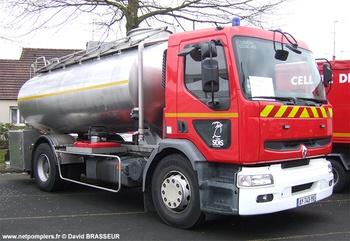 Camion-citerne de grande capacité, Sapeurs-pompiers, Calvados (14)