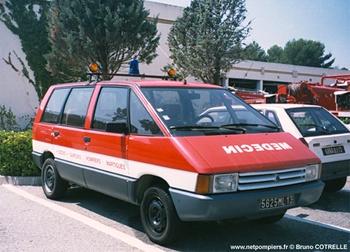 <h2>Véhicule radio médicalisé - Martigues - Bouches-du-Rhône (13)</h2>