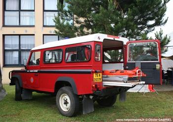 Véhicule de secours et d'assistance aux victimes, Formations militaires de la Sécurité civile, Eure-et-Loir (28)