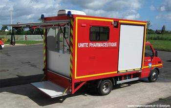 <h2>Véhicule de soutien sanitaire - Plélo - Côtes-d'Armor (22)</h2>