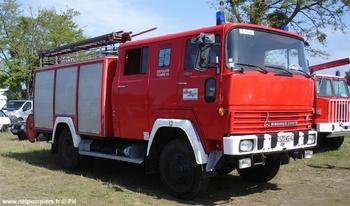 Fourgon-pompe tonne, Sapeurs-pompiers, Loire (42)