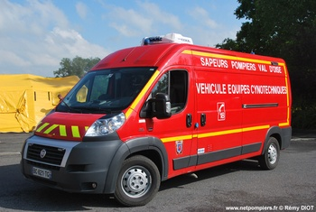 <h2>Véhicule pour interventions cynotechniques - Argenteuil - Val-d'Oise (95)</h2>