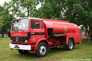 Véhicule de transport de carburant, Formations militaires de la Sécurité civile, Eure-et-Loir (28)