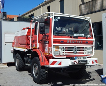 <h2>Camion-citerne pour feux de forêts - Côte-vermeille - Pyrénées-Orientales (66)</h2>