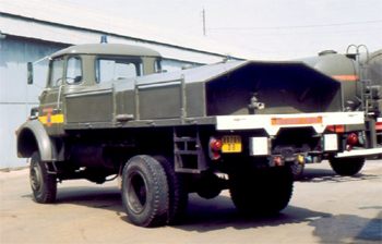 Camion-citerne de grande capacité, Formations militaires de la Sécurité civile, Eure-et-Loir