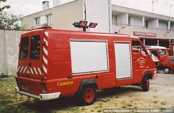 Véhicule de secours routier, Sapeurs-pompiers, Dordogne (24)