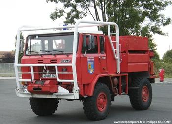 <h2>Camion-citerne pour feux de forêts - Rives-de-l'Adour - Hautes-Pyrénées (65)</h2>