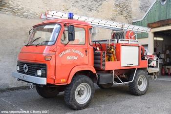 Véhicule de première intervention, Sapeurs-pompiers, Ain (01)