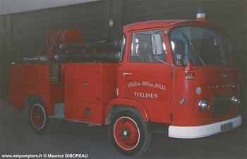 Véhicule de première intervention, Sapeurs-pompiers, Yvelines (78)
