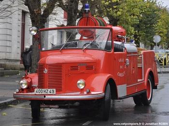 Véhicule de première intervention, Sapeurs-pompiers, Maine-et-Loire (49)