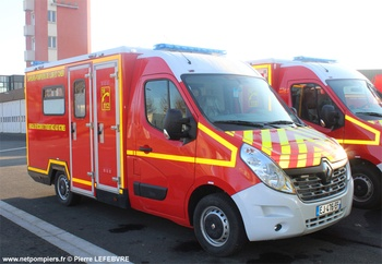 <h2>Véhicule de secours et d'assistance aux victimes - Blois - Loir-et-Cher (41)</h2>