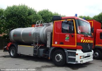 <h2>Camion-citerne de grande capacité - Remiremont - Vosges (88)</h2>