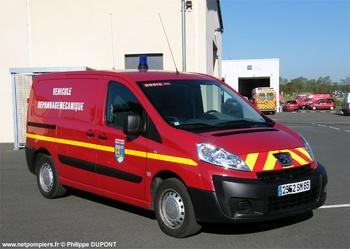 Véhicule d'assistance technique, Sapeurs-pompiers, Hautes-Pyrénées (65)