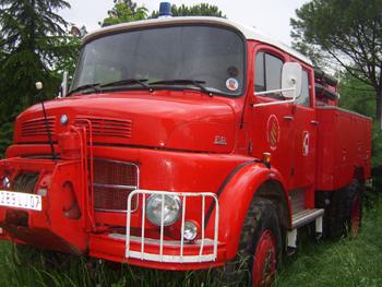 <h2>Fourgon-pompe tonne - Ardèche (07)</h2>