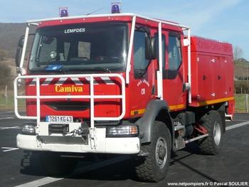 <h2>Camion-citerne rural - Lempdes-sur-Allagnon - Haute-Loire (43)</h2>