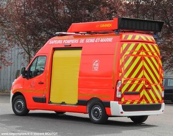 Véhicule de protection et de sécurité, Sapeurs-pompiers, Seine-et-Marne (77)