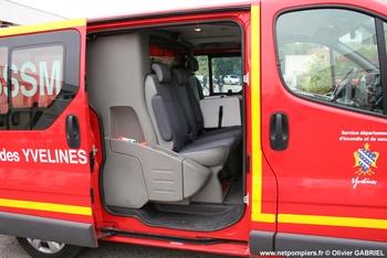 Véhicule léger infirmier, Sapeurs-pompiers, Yvelines (78)