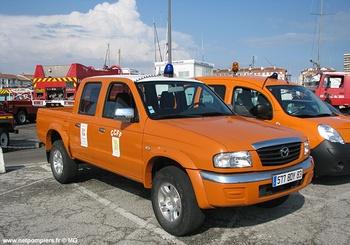Véhicule de liaison, Défense des forêts contre les incendies, Var (83)