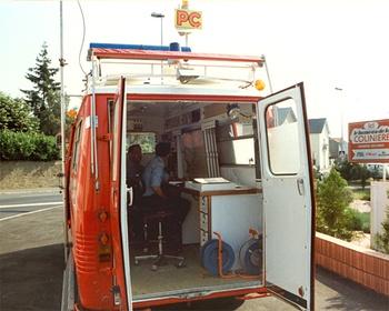 <h2>Véhicule poste de commandement - Nantes - Loire-Atlantique (44)</h2>