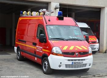 Véhicule de secours routier, Sapeurs-pompiers, Lot-et-Garonne (47)