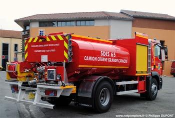 <h2>Camion-citerne de grande capacité - Tarbes - Hautes-Pyrénées (65)</h2>