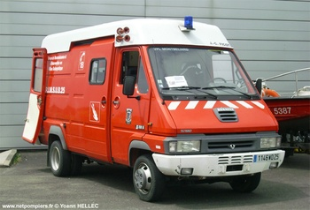 Véhicule de secours nautique, Sapeurs-pompiers, Doubs (25)