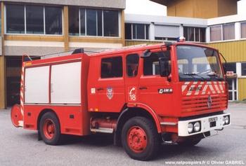 <h2>Fourgon-pompe tonne - Albertville - Savoie (73)</h2>