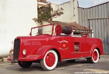 Véhicule de première intervention, Sapeurs-pompiers, Pyrénées-Orientales (66)