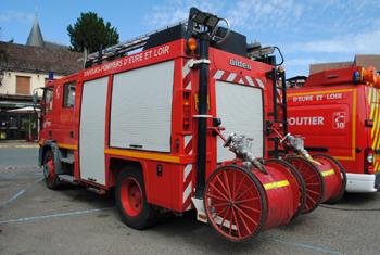 <h2>Fourgon-pompe tonne - Maintenon - Eure-et-Loir (28)</h2>