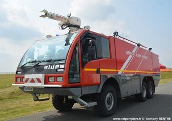 Véhicule pour interventions aéroportuaires, Service de sauvetage et de lutte contre l'incendie des aéronefs, Somme