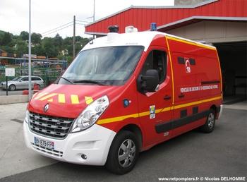 Véhicule de secours et d'assistance aux victimes, Sapeurs-pompiers, Ariège (09)