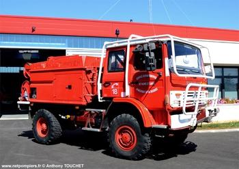 <h2>Camion-citerne pour feux de forêts - Durtal - Maine-et-Loire (49)</h2>