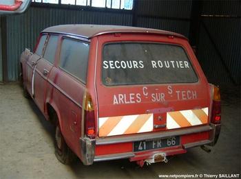 <h2>Véhicule de secours routier - Arles-sur-Tech - Pyrénées-Orientales (66)</h2>