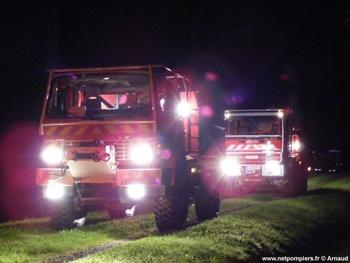 <h2>Camion-citerne pour feux de forêts - Bar-le-Duc - Meuse (55)</h2>