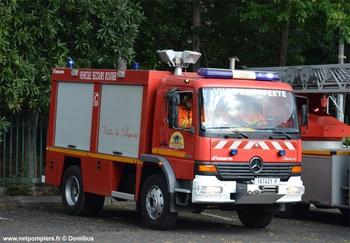 Véhicule de secours routier, Sapeurs-pompiers, Polynésie-Française (987)