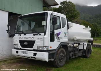 <h2>Camion-citerne de grande capacité - Moorea-Maiao - Polynésie-Française (987)</h2>