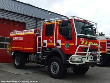 <h2>Camion-citerne pour feux de forêts - Saint-Dié-des-Vosges - Vosges (88)</h2>