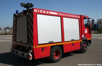 <h2>Véhicule de secours routier - Coursan - Aude (11)</h2>