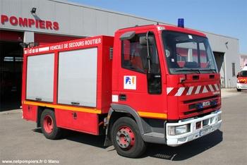 Véhicule de secours routier, Sapeurs-pompiers, Aude (11)