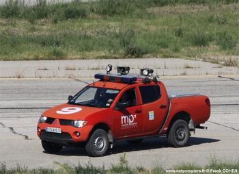 Véhicule pour interventions aéroportuaires, Service de sauvetage et de lutte contre l'incendie des aéronefs, Bouches-du-Rhône