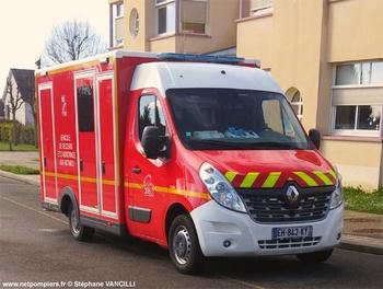 Véhicule de secours et d'assistance aux victimes, Sapeurs-pompiers, Seine-et-Marne (77)