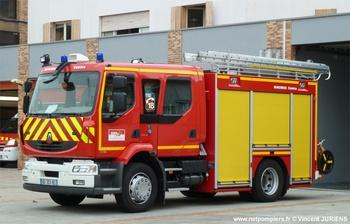 <h2>Fourgon-pompe tonne - Arcachon - Gironde (33)</h2>