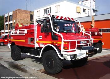 <h2>Camion-citerne pour feux de forêts - Arcachon - Gironde (33)</h2>