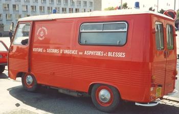Véhicule de secours et d'assistance aux victimes, Marine nationale, Morbihan