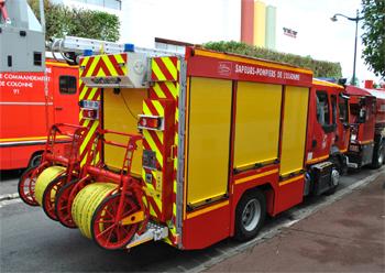 <h2>Fourgon-pompe tonne - Corbeil-Essonnes - Essonne (91)</h2>